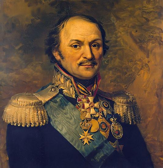 Матвей Платов