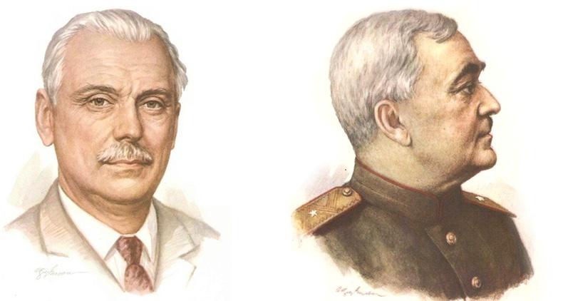 Михалков и Александров