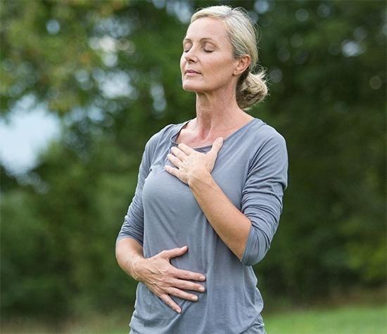 Нормализация дыхания
