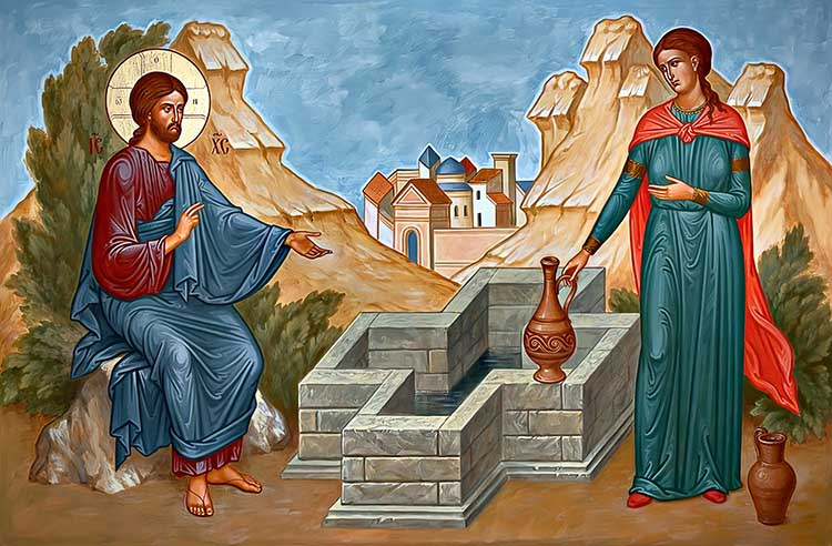 О самаряныне