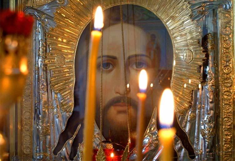 Образ Спасителя в храме