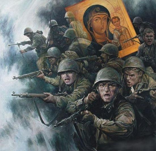 Помощь Богородицы в Великую Отечественную войну