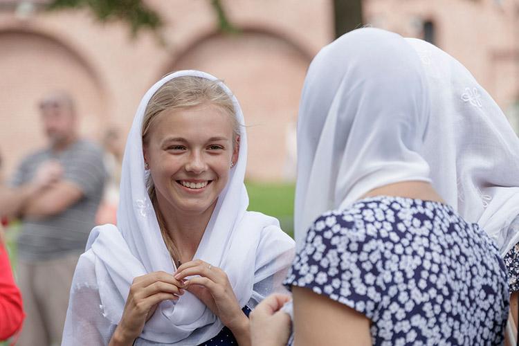 Православные разговаривают