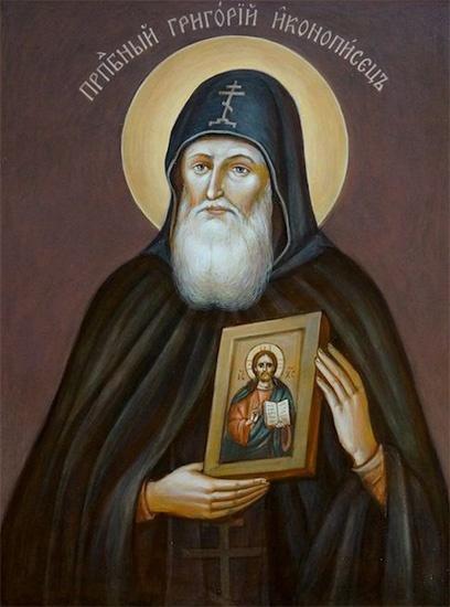 Преподобный Григорий Печерский