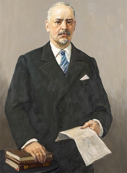 Русский физик Борис Голицын