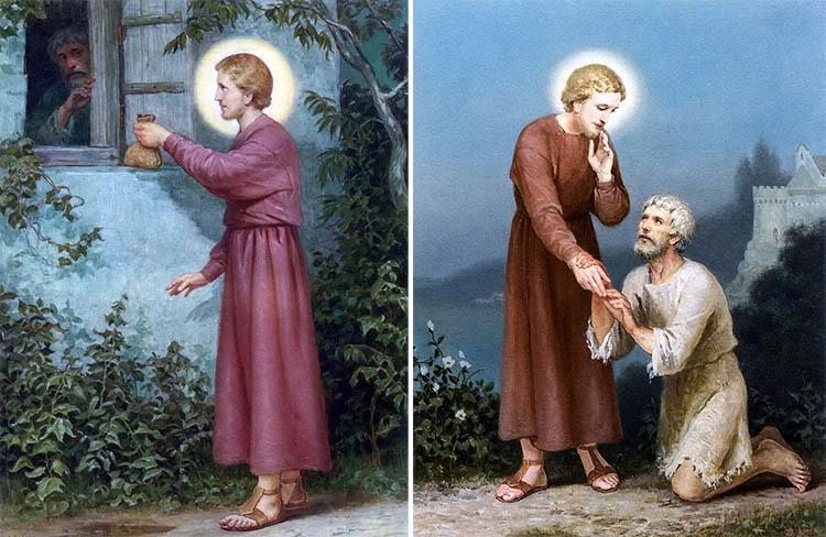 Святитель Николай помогает отцу трех дочерей