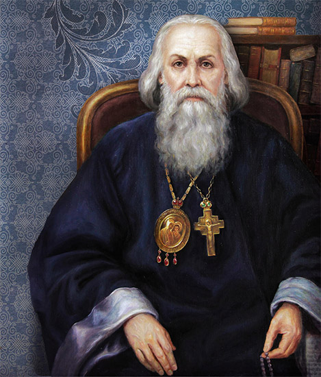 Святой Игнатий Брянчанинов