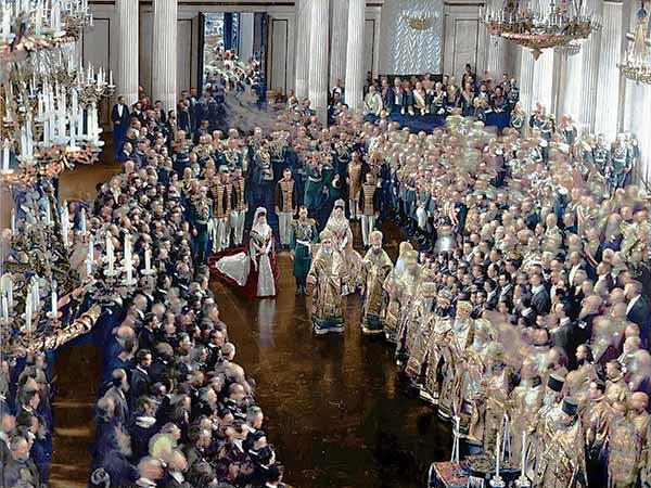 Церемония открытия I Государственной Думы