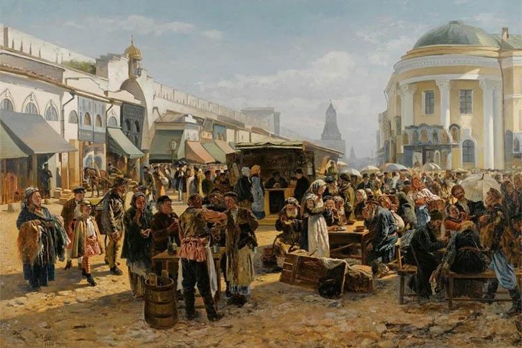 Торговцы