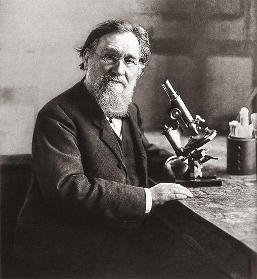 Ученый Илья Мечников