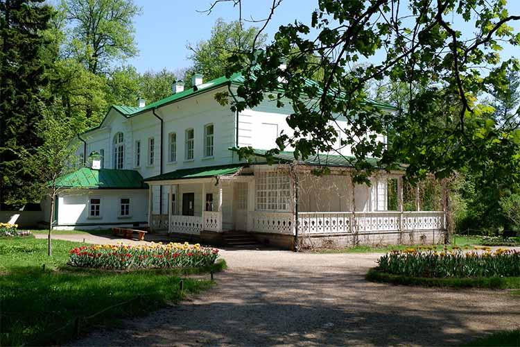 Дом-музей Ясная Поляна