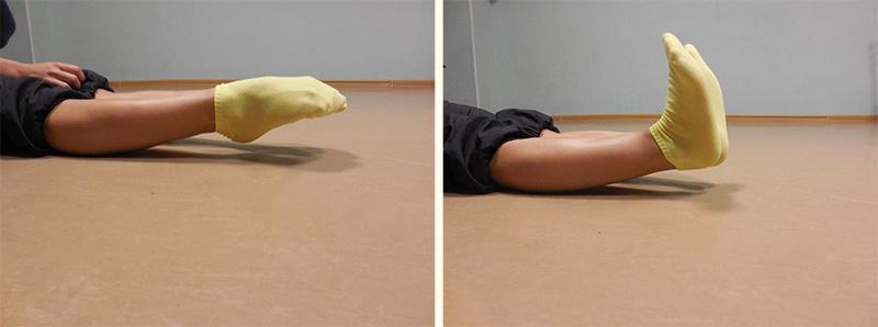 Игра «Вращение педали швейной ножной машинки»