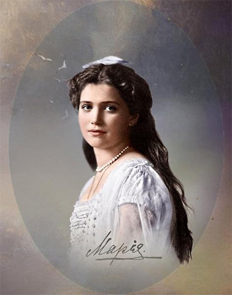Княжна Мария Романова