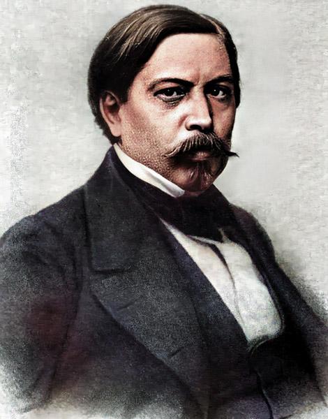 Литературный критик Павел Анненков