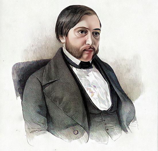 Литературный критик Павел Васильевич Анненков