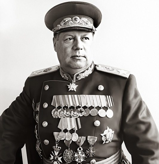 Маршал Федор Иванович Толбухин