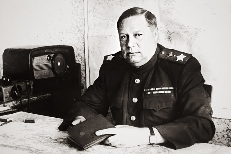 Маршал Федор Толбухин