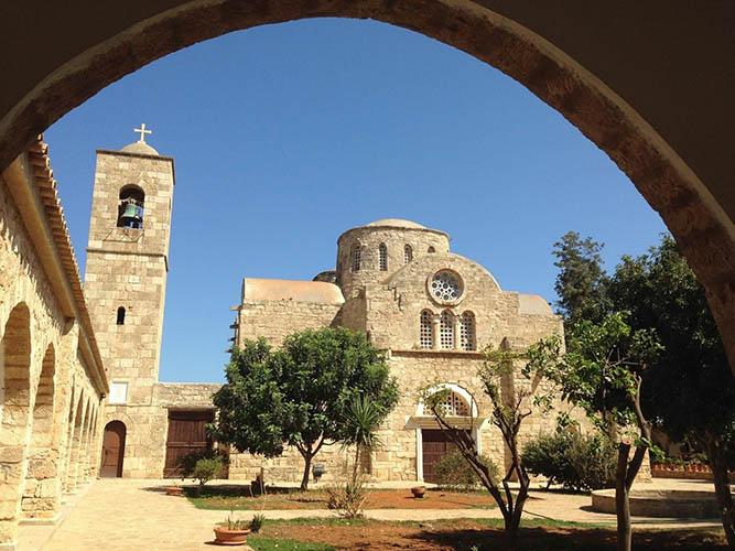 Монастырь Апостола Варнавы