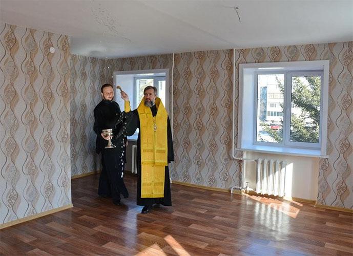Освящение квартиры