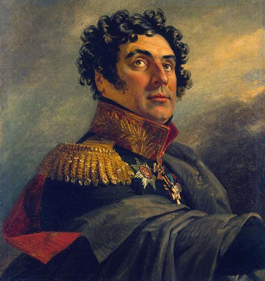 Полководец Петр Багратион