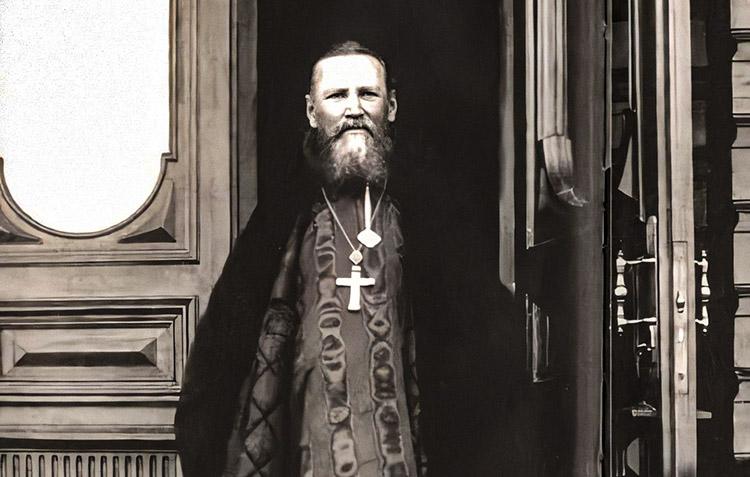 Праведный отец Иоанн Кронштадтский