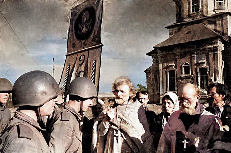 Православие в годы Великой Отечественной войны