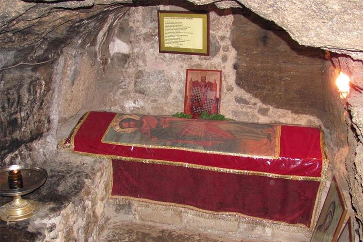 Склеп святого Варнавы