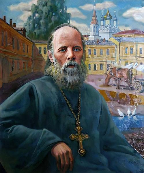 Святой праведный Алексей Мечёв
