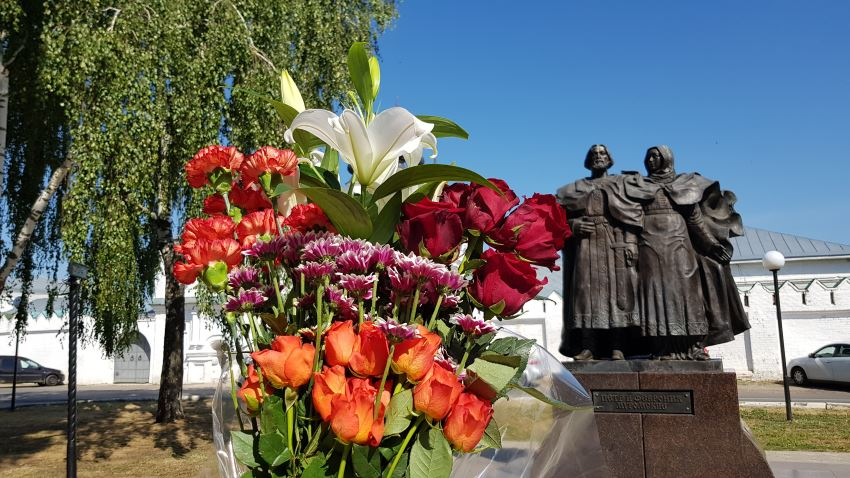 В Муром на праздник св. Петра и Февронии!