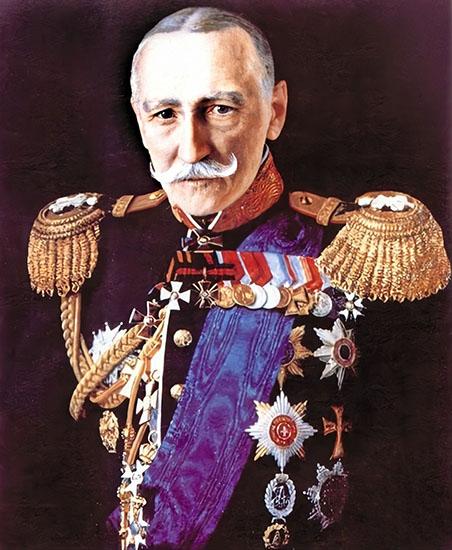 Адмирал Федор Дубасов