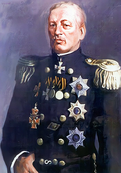 Адмирал Василий Степанович Завойко