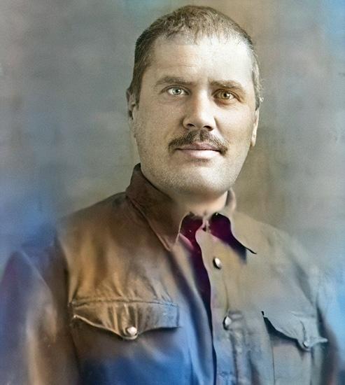 Анатолий Пепеляев после ареста