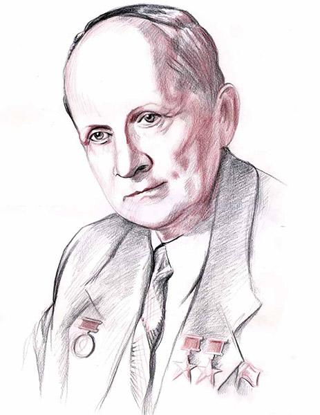 Авиаконструктор Павел Сухой