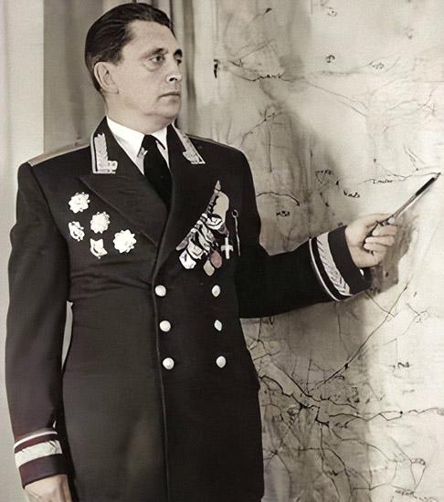 Генерал-лейтенант Алексей Владимирский
