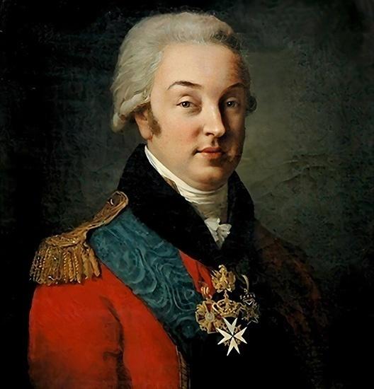 Граф Николай Шереметев