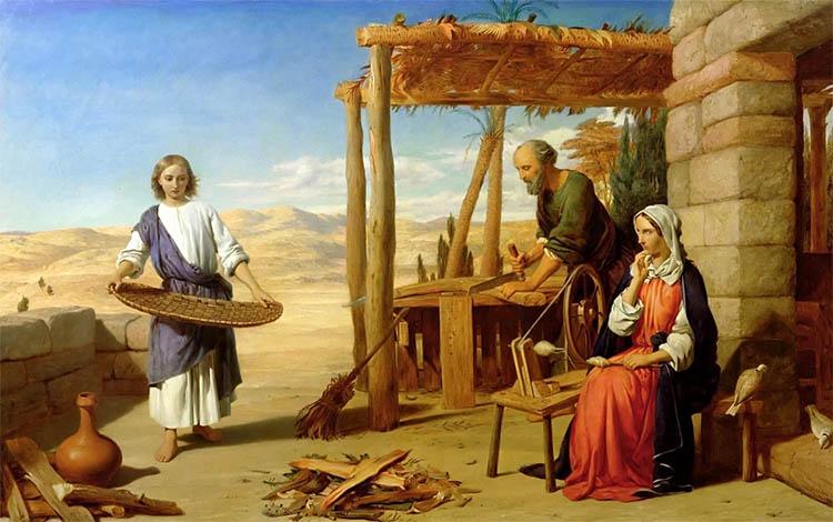 Иисус Христос в юности