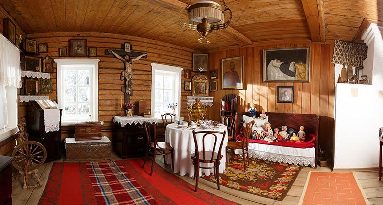 Комната блаженной Параскевы