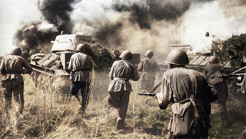 Курская битва 1943 года