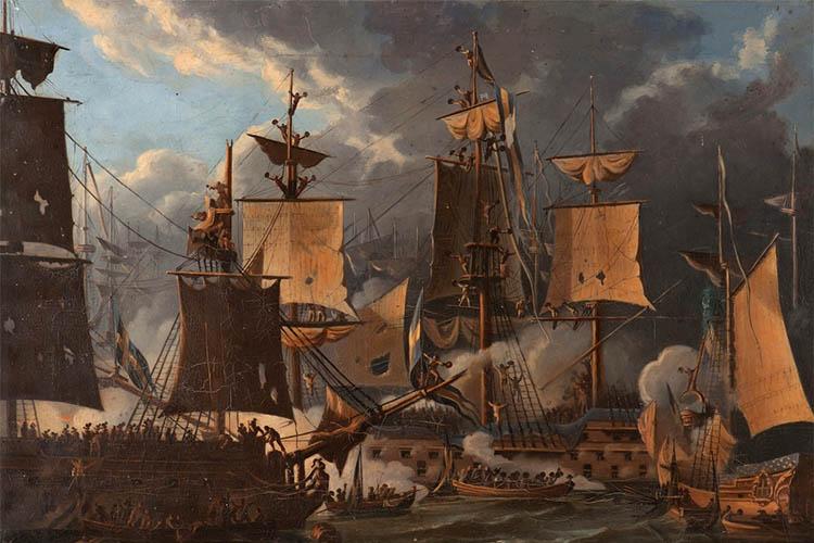 Сражение при Гогланде
