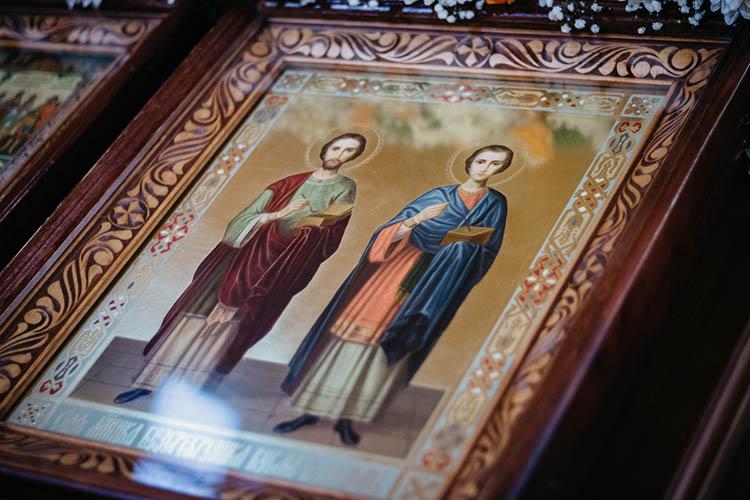 Святые мученики Косма и Дамиан