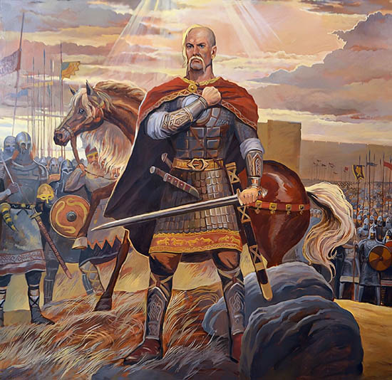 Великий князь Киевский Святослав Игоревич