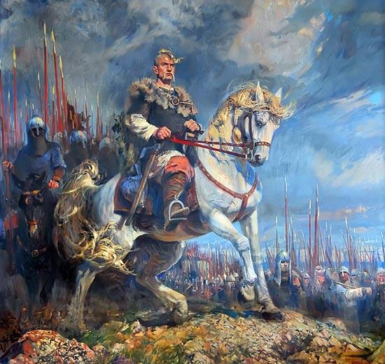 Великий князь Святослав Игоревич