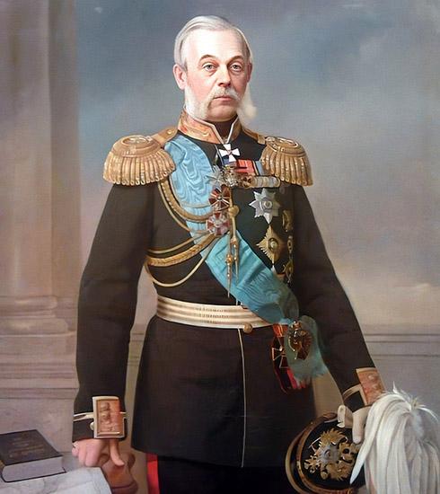 10 июля в истории. Дмитрий Милютин