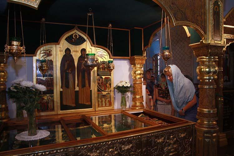 Покровители семьи – святые Пётр и Феврония