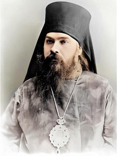 Епископ Амвросий (в миру Василий Гудко)