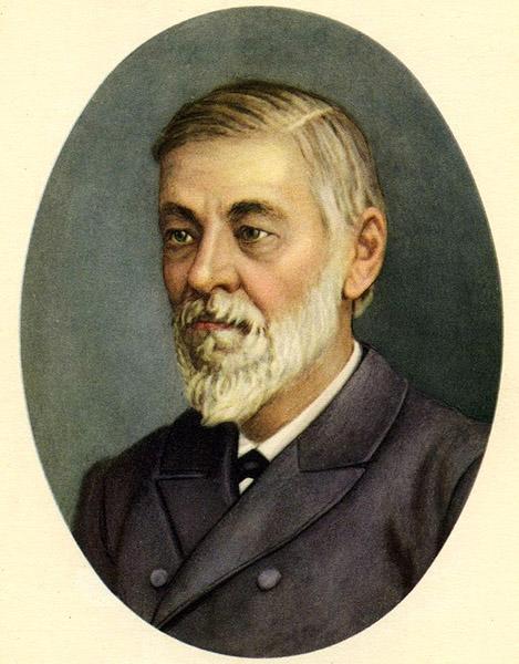 Физиолог Иван Михайлович Сеченов