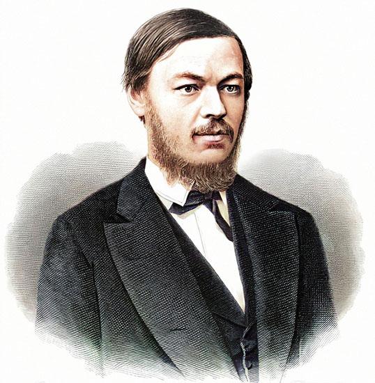 Физиолог Иван Сеченов