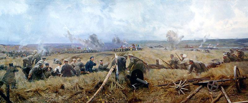 Ижевско-Воткинское восстание