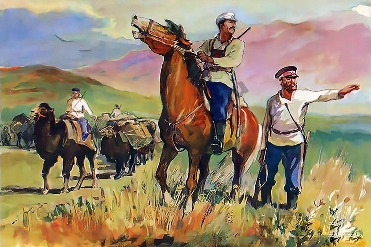 Караван Пржевальского