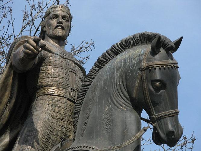 Князь Даниил Романович Галицкий